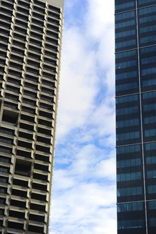 Free Perth Business District I Royalty Free Stock Photos - 18438528