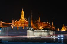 Free Wat Phra Kaew Royalty Free Stock Images - 18439549