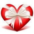 Free Heart Present Royalty Free Stock Photo - 18443855
