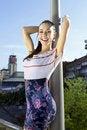 Free Happy Gorgeous Woman Stock Photo - 18448240