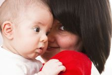 Free Happy Mother With Baby Stock Photos - 18441013