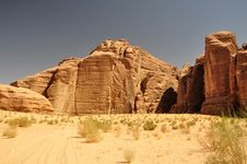Free Wadi Rum Stock Photos - 18441323