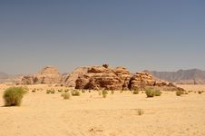 Free Wadi Rum Stock Image - 18441381