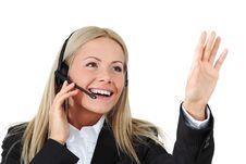 Free Business Woman Stock Image - 18442491