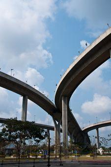 Free Under The Bridge Stock Photo - 18443990