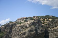 Free Grand Meteora Panorama Stock Photos - 18444393