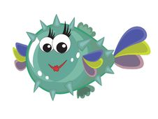 Free Bubble Fish Stock Photo - 18445070
