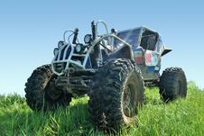 Free Jeep Stock Image - 18446121