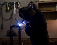 Free Welding Royalty Free Stock Images - 18447009