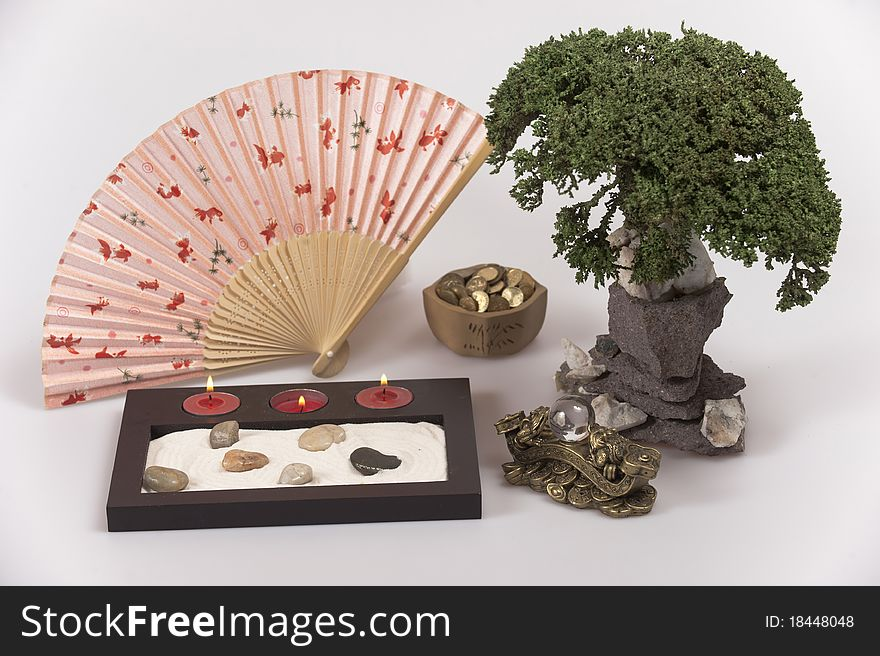 Chinese religious accessories