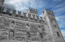 Free Bastion. Stock Image - 18450051