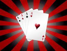 Free Card Stock Image - 18450691