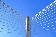 Free Bridge Tower 2 Stock Photography - 18452002