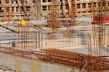 Free Construction Site Royalty Free Stock Photography - 18452197