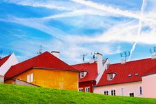 Free Bright Photo Of Buildings Of Czech Stock Photos - 18452513