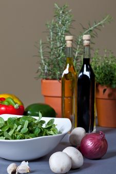 Free Salad Stock Image - 18453801