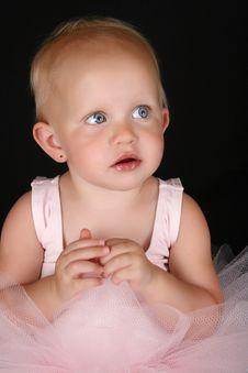 Free Baby Ballerina Stock Images - 18453814