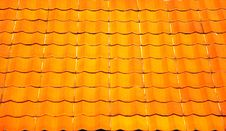Free Orange Tile Roof Royalty Free Stock Images - 18453839