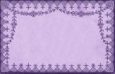 Free Purple Vintage Curtain Paper Stock Photography - 18453962