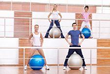 Free Aerobics Stock Images - 18454344