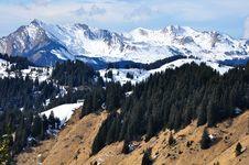 Mountain Chain Stock Photography