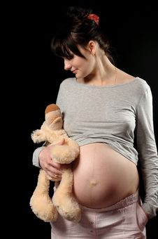 Free Pregnant Woman Stock Photos - 18454763