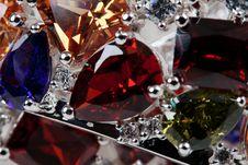 Free Gemstones Royalty Free Stock Photos - 18454798