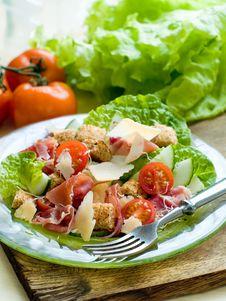 Free Salad Royalty Free Stock Photos - 18454988