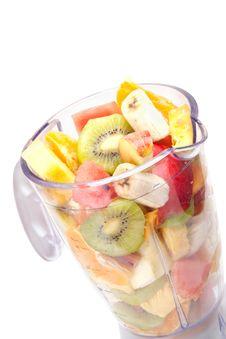 Free Making Fruit Juice Royalty Free Stock Image - 18456416