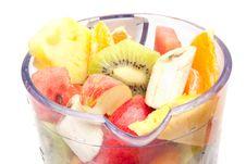 Free Making Fruit Juice Royalty Free Stock Images - 18456419
