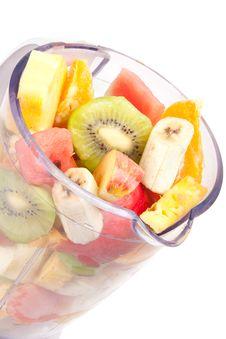 Free Making Fruit Juice Stock Image - 18456421