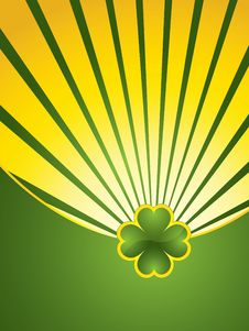 Free St. Patrick Background Royalty Free Stock Photo - 18457765