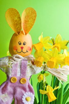 Free Jolly Easter Royalty Free Stock Photos - 18458698