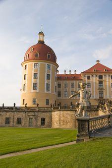 Free Schloss Moritzburg Stock Photo - 18459040