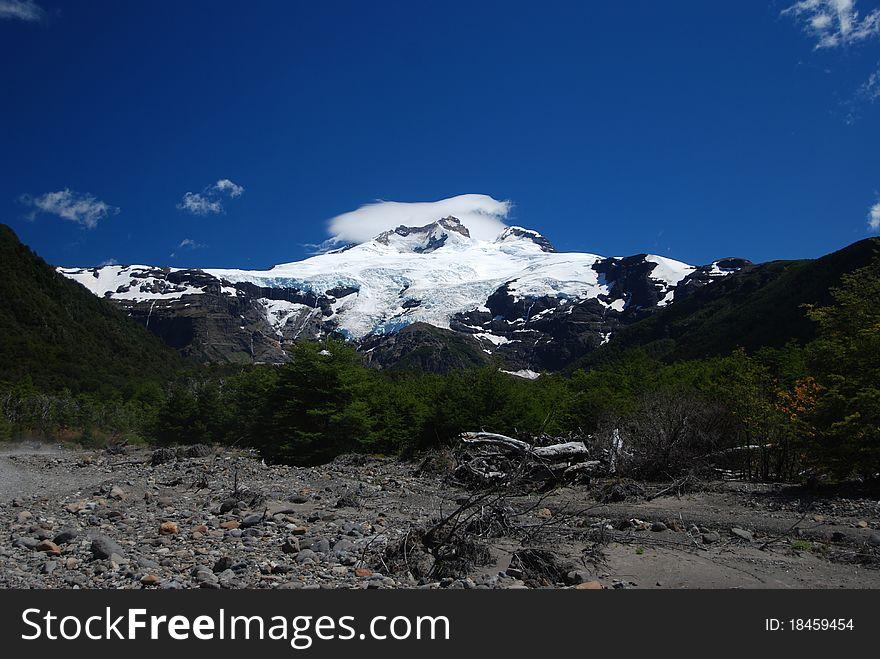 Tronador mountain - Argentina