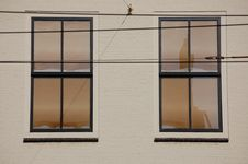 Free White Windows Royalty Free Stock Photography - 18461017