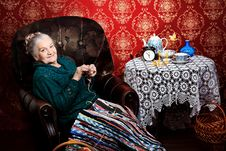 Free Elderly Stock Image - 18468731
