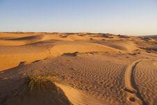 Free The Arabic Desert Stock Photo - 18469850