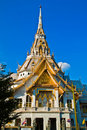 Free Native Thai Style Architecture Stock Images - 18471404
