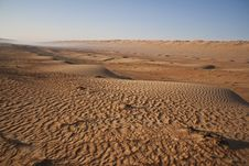 Free The Arabic Desert Stock Images - 18470074