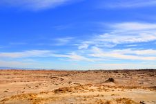 Free Desertscape Royalty Free Stock Photography - 18471987