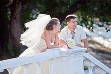 Free Bride And Groom Stock Photography - 18472342