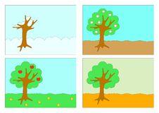 Free Four Seasons Stock Image - 18472811