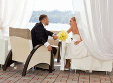 Free Bride And Groom Stock Photo - 18473230