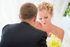 Free Bride And Groom Stock Photography - 18473262