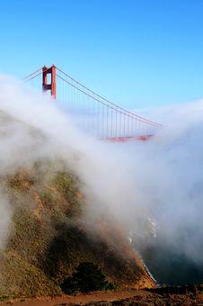Free San Francisco Bridge Royalty Free Stock Photo - 18473295