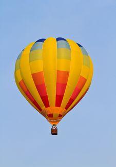 Free Hot Air Balloon Stock Photography - 18473562