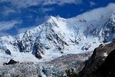 Free Snow Peak In Tibet Stock Images - 18474174