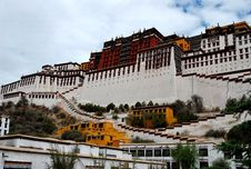 Free Potala Palace Stock Photos - 18474303