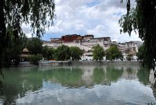 Free Potala Palace Royalty Free Stock Images - 18474359